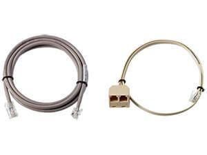 HP Dual Cash Drawer Cables QT538AA