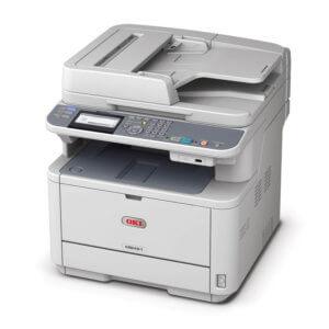 OKI MB461MFP Mono Laser 3 In 1 Printer-Refurbished