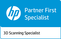 hp 3d scan specialist m - Team One 3D