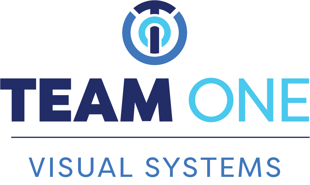 teamone visual systems color - Team One Visual Systems