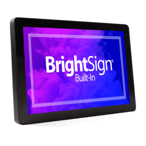 BLUEFIN 10.1″ BrightSign Display BSBI With Touch & POE+ 20-3008-1085