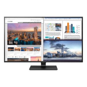 "LG 43"" Class UHD 4K Multitasking Monitor  43MU79-B"