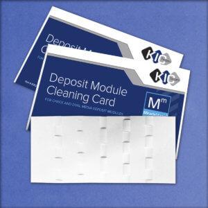 Kicteam ATM Deposit Module Cleaning Card KW3-ADMB15M