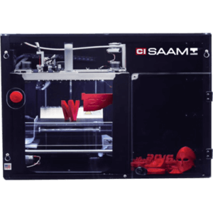 SAAM 3D Printer With AES Automation