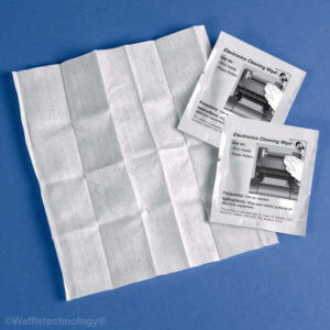 Kicteam Electronics Cleaning Wipes (50) K2-WIT50