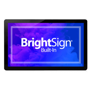 BLUEFIN 11.6″ BrightSign Display BSBI With Touch And POE+ 20-3008-1089
