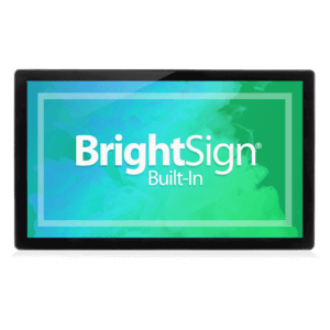 BLUEFIN 19.5″ BrightSign Display BSBI With POE++ 20-3008-1098