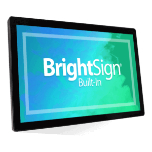 BLUEFIN 21.5″ BrightSign Display BSBI With POE++ 20-3008-1040