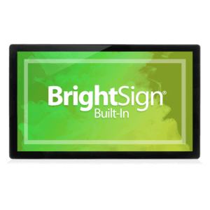 BLUEFIN 23.8″ BrightSign Display BSBI With Touch And POE++ 20-3008-1103