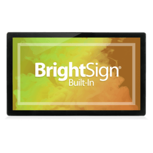 BLUEFIN 27.0″ BrightSign Display BSBI With Touch And POE++ 20-3008-1107