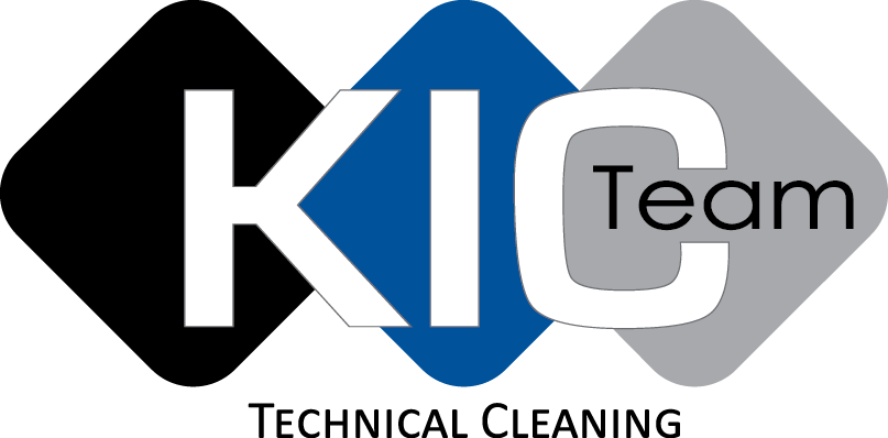 KT Technical Cleaning Logo - Team One Repair