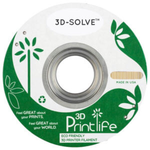 3D-SOLVE™ Water Soluble Filament 3D Printlife