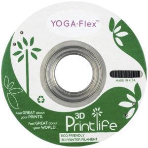 YOGA•Flex™ Biodegradable Semi-Flexible 3D Printlife Filament