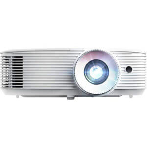 Optoma Amazing 1080p Home Entertainment Projection HD27HDR