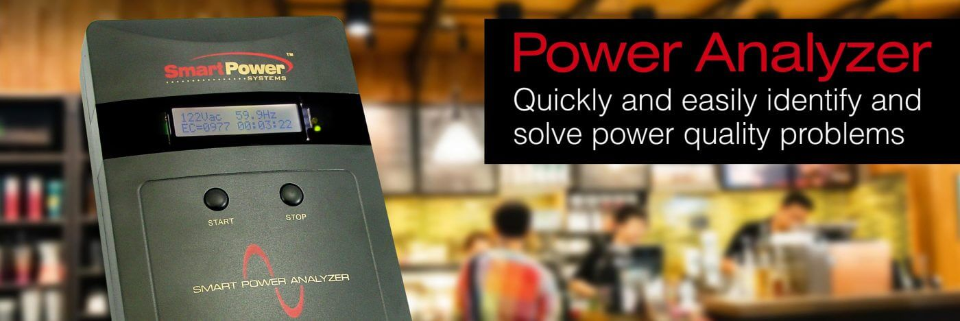 power analyzer banner - What We Provide