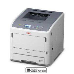 OKI B721dn Mono Printer 62442001