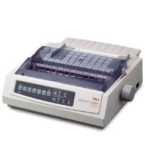 OKI MICROLINE 320 And 321 Turbo Series 9 Pin Dot Matrix Printers