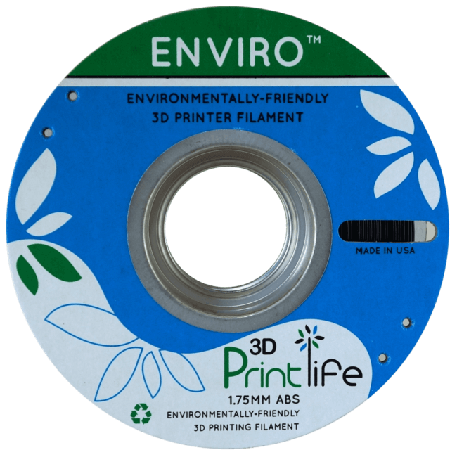 ABS 650x650 - 3D Printlife ABS Enviro™ Eco-Friendly Filament