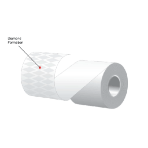 Maxstick Diamond Adhesive Label Paper