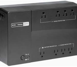 Eaton Electrical Powerware PW3105 8-Outlet UPS Battery Backup