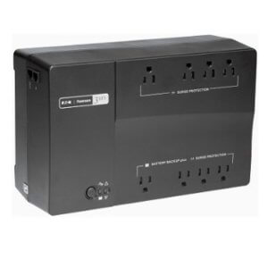 Eaton Electrical Powerware PW3105 8-Outlet UPS Battery Backup (Discontinued By Manufacturer)                  Click Image To Open Expanded View                Eaton Electrical Powerware PW3105 8-Outlet UPS Battery Backup (Discontinued By Manufacturer)