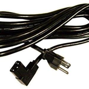 IBM 10a 125v 13ft-4.3m Black Angle Power Cord 39M5079
