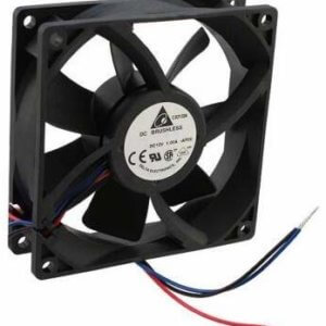 Delta 808015mm AFB0812VHB F00 DC12V 0.30A 3Wire 8cm For Cisco 2600 3725 Router 800-12219-01 Cooling Fan