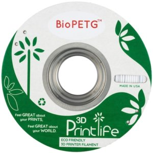 3D Printlife BioPETG™ Eco-Friendly PETG Filament
