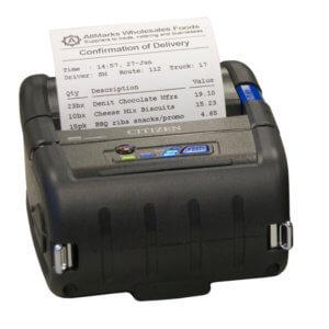 Citizen Systems CMP-30II Mobile Receipt Printers
