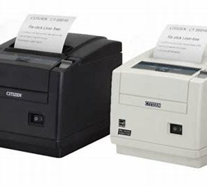 Citizen Systems CT-S601IIR MAXStick Re-Stick Liner-Free Hold Label Printers