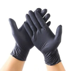 Nitrile Gloves – Size XL – One Box Of 20 Gloves