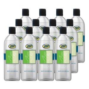 Zep Hand Sanitizer 16.9 Fl Oz Per Bottle (Case Of 12 Bottles)